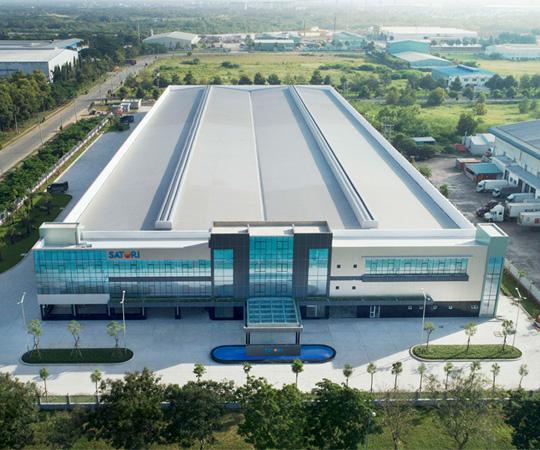 Nhà máy Satori